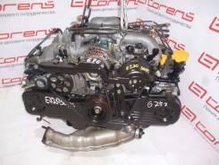 Двигатель в сборе. Subaru Forester, SG5 Subaru Legacy B4, BL5 Subaru Legacy, BP5, BL5 Двигатели: EJ20, EJ203