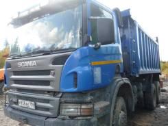 Scania P. Самосвал Скания Р 380, 12 000 куб. см., 25 000 кг.