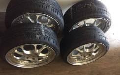 RH Wheels. 8.0x17, 5x112.00, ET50, ЦО 73,1мм.
