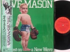 Дэйв Мэйсон / Dave Mason - Old crest on a New Wave - JP LP 1980 AOR