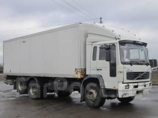 Volvo. Вольво Фургон рефрижератор (2004), 5 480 куб. см., 16 000 кг.