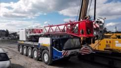 Demag-Terex. Кран 100 тонн Terex-Demag ac100, 18 000куб. см., 83,00м.