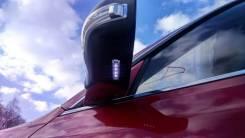 Зеркало заднего вида боковое. Toyota Crown Majesta, UZS151, UZS157, JZS155, UZS155 Двигатели: 1UZFE, 2JZGE