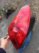 Стоп-сигнал. Peugeot 308