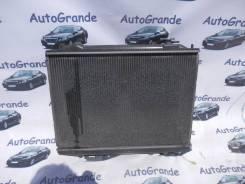 Радиатор охлаждения двигателя. Mazda Proceed, UV56R Двигатель G5E