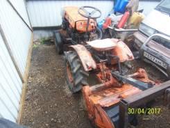 Трактор с фрезой. Вспашем ваш огород