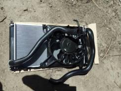 Радиатор охлаждения двигателя. Лада Калина Лада Гранта Двигатели: BAZ11183, BAZ11186, BAZ21126, BAZ21127