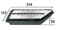Фильтр воздушный. Honda Prelude, E-BB6, E-BB4, E-BA8, E-BB8, GF-BB7, GF-BB5, E-BB1, E-BB7, E-BB5, E-BA9, GF-BB6, GF-BB8 Двигатели: H22A3, H22A1, H23A2...