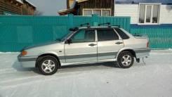 Лада 2115. механика, передний, 1.5, бензин, 140 тыс. км. Под заказ
