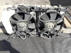 Радиатор охлаждения двигателя. Subaru Impreza, GG3, GG2