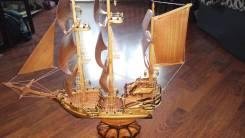 Корабль ручной работы