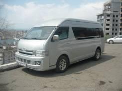 Автобус Hiace 12 МЕСТ в аренду с водителем