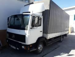Mercedes-Benz 814D. Мерседес 814, 3 000 куб. см., 3 500 кг.