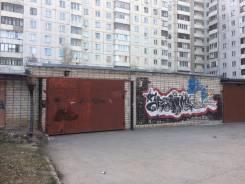 Продам кирпичный гараж!. улица Попова 143, р-н Индустриальный, 40 кв.м., электричество, подвал. Вид снаружи