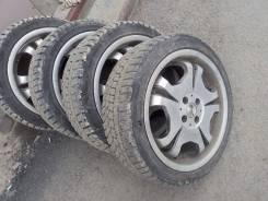 Комплект колёс R17+проставки. 7.0x17 4x100.00 ET38