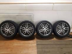 Колеса: диски Honda+ резина Toyo. 8.0x18 5x114.30 ET55