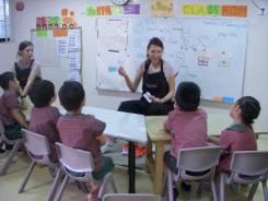 Преподаватель английского языка. Высшее образование по специальности, опыт работы 3 года