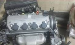 Двигатель в разборе Honda D17A