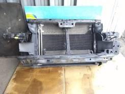 Рамка радиатора. Volkswagen Touareg Двигатель AXQ