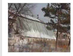 Продам склад с земельным участком в Камень-Рыболове. Почтовая, р-н Камень-Рыболов, площадь дома 363 кв.м., электричество 28 кВт, от частного лица (со...