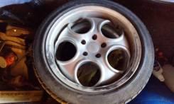 "Комплект колес 17"". 8.5/9.5x17 5x114.30 ET40/30"