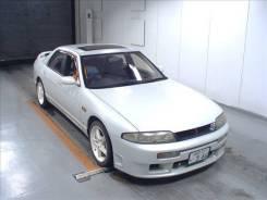 Nissan Skyline. ECR33, RB25DET