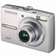 Samsung L210. 10 - 14.9 Мп, зум: 4х