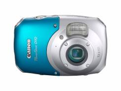 Canon PowerShot D10. 10 - 14.9 Мп, зум: 3х