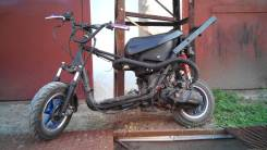 Honda Dio AF35. 50 куб. см., неисправен, без птс, с пробегом