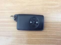 Ключ зажигания. Toyota Vitz