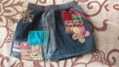 Платья джинсовые. Рост: 104-110 см