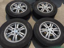 215/70 R16 Dunlop WinterMaxx SJ8 литые диски 5х114.3 (L12-1608)
