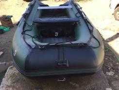 Golfstream. длина 3,65м., двигатель подвесной, 30,00л.с., бензин