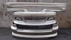 Обвес кузова аэродинамический. Honda Accord, CH9