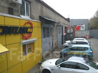 Отапливаемый склад от собственника. 200 кв.м., улица Снеговая 2б, р-н Снеговая. Дом снаружи