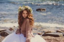 Свадебные и вечерние прически плетение любой сложности