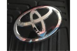 Эмблема решетки. Toyota Land Cruiser, UZJ200W, J200, GRJ200, URJ200, URJ202, UZJ200, VDJ200, URJ202W Двигатели: 1VDFTV, 1URFE, 3URFE, 1GRFE, 2UZFE