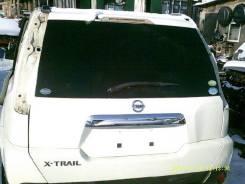 Дверь багажника. Nissan X-Trail, NT31 Двигатель MR20