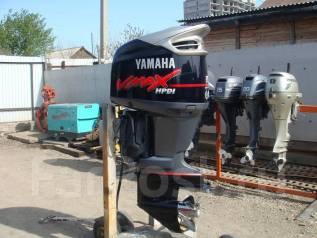 Yamaha. 200,00л.с., 2-тактный, бензиновый, нога L (508 мм), Год: 2009 год