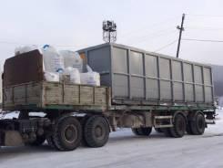 МАЗ. Полуприцеп , 35 000 кг.