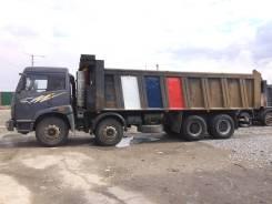 FAW. Продам или поменяю самосвал 8х4 2012г, 9 000 куб. см., 32 000 кг.