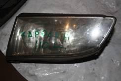 Стекло фары L, Toyota Corolla 110, левое