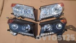 Фара. Toyota Land Cruiser, UZJ200W, J200, VDJ200, URJ202W, GRJ200, URJ200, URJ202, UZJ200
