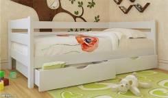 Отличная детская кровать из массива дерева. Под заказ