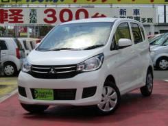 Mitsubishi eK-Wagon. автомат, передний, 0.7, бензин, б/п. Под заказ