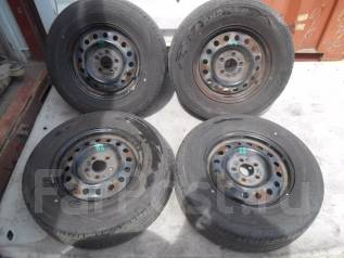 Продам комплект колес. 6.0x15 5x114.30