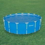 Тенты для бассейнов.
