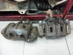 Суппорт тормозной. Mitsubishi: Delica Space Gear, Challenger, Delica Truck, Pajero, Strada