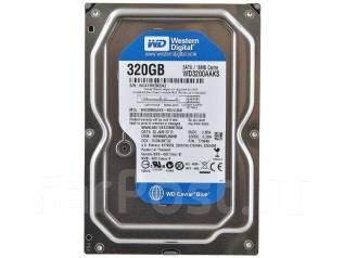 Жесткие диски. 320 Гб, интерфейс SATA-2