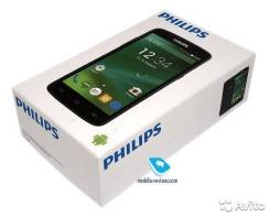 Philips Xenium V387. Б/у